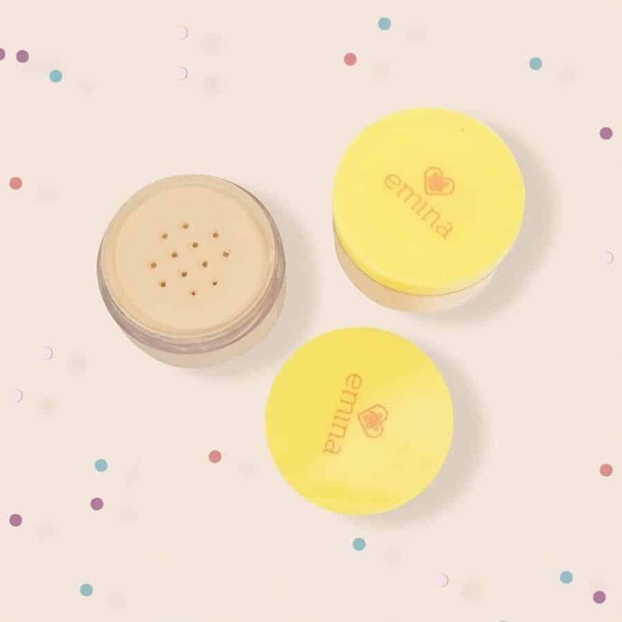 produk emina untuk remaja_Emina Daily Matte Loose Powder