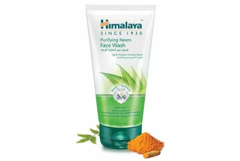 skincare untuk kulit kombinasi remaja_Himalaya Purifying Neem Facial Wash
