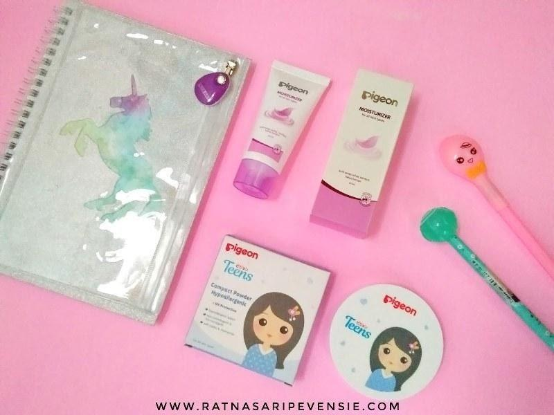 skincare untuk kulit kombinasi remaja_Pigeon Moisturizer