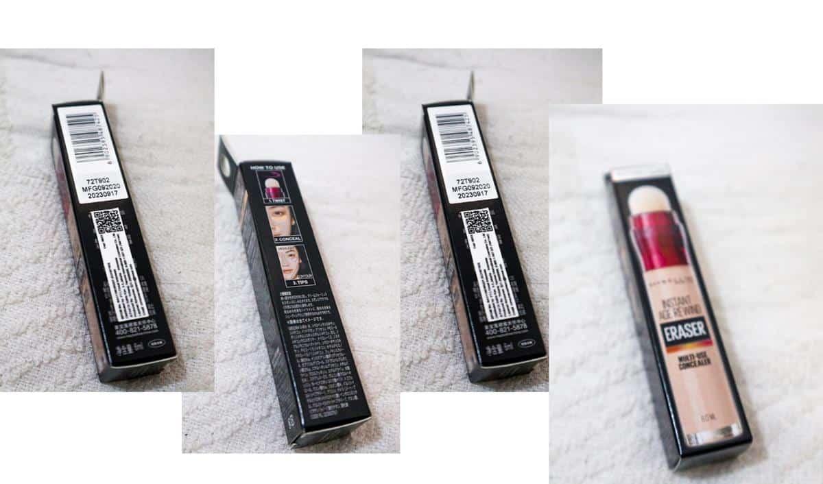Review Maybelline Instant Age Rewind Concealer_Kemasan