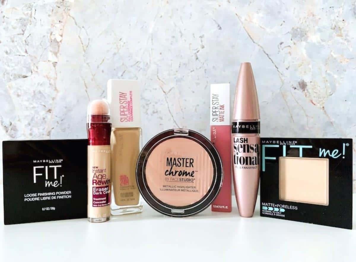 10 Brand Drugstore Makeup yang ada di Minimarket & Apotek 1