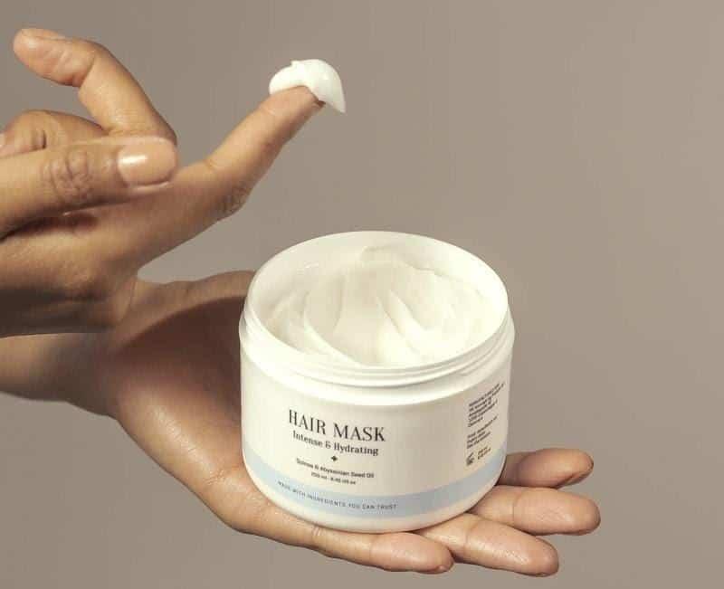 cara menghilangkan bleaching rambut_Gunakan Masker Rambut & Vitamin Rambut