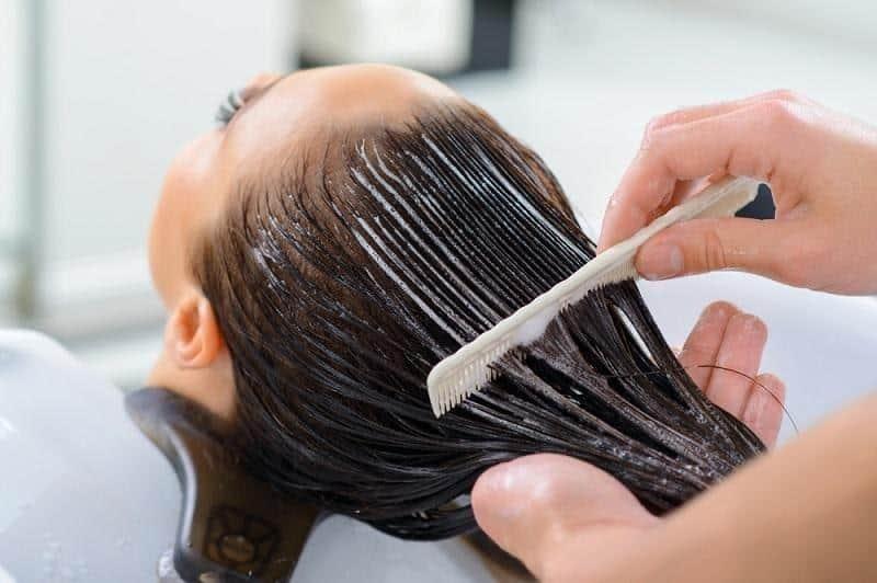 cara menghilangkan bleaching rambut_Perawatan Deep Conditioning