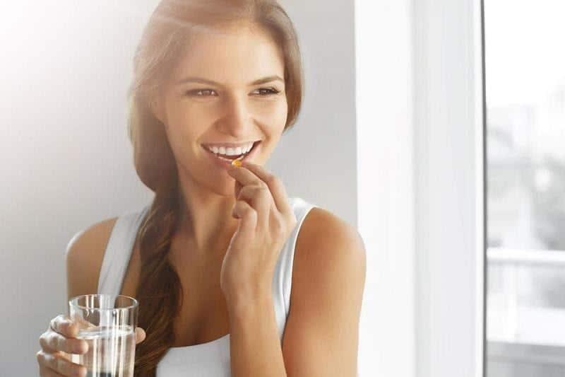 cara menghilangkan bleaching rambut_Suplemen Vitamin