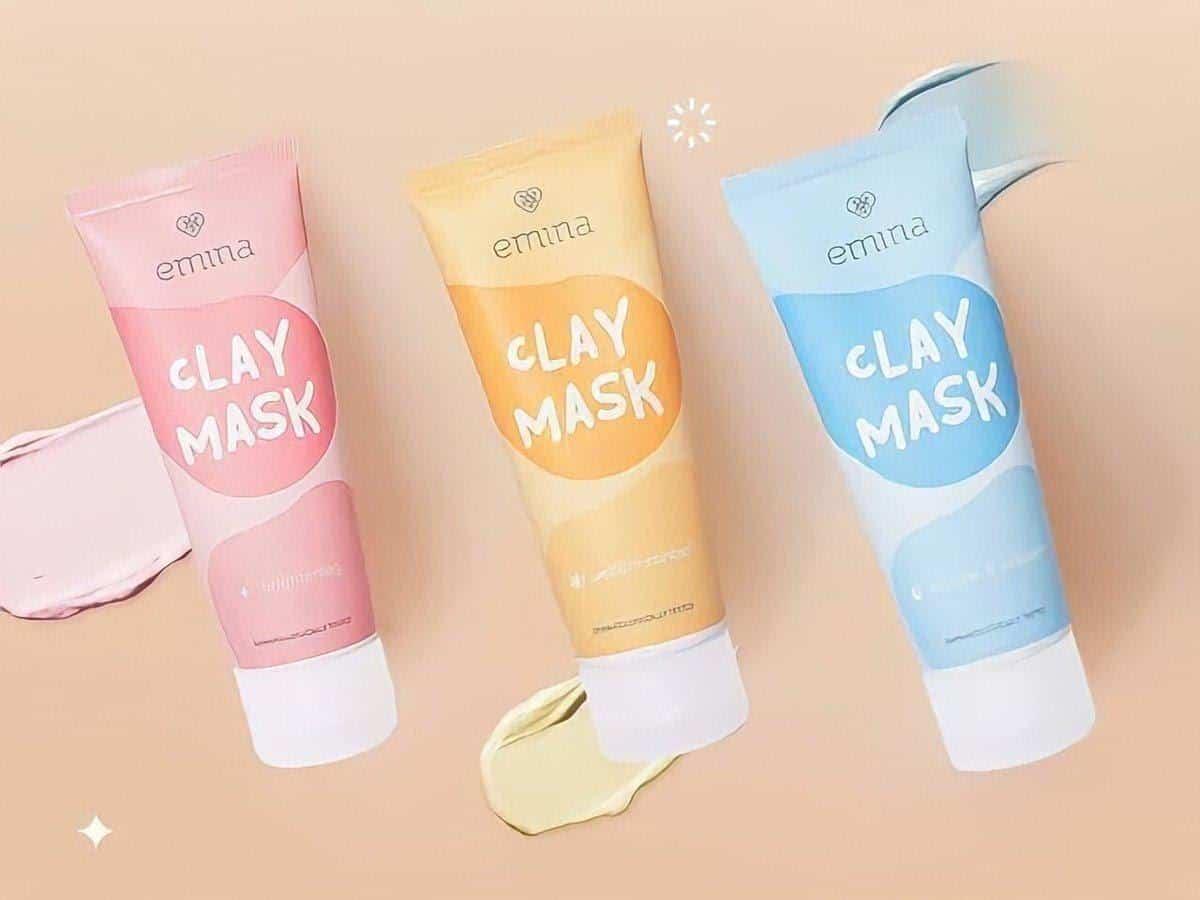 clay mask lokal_Emina Clay Mask