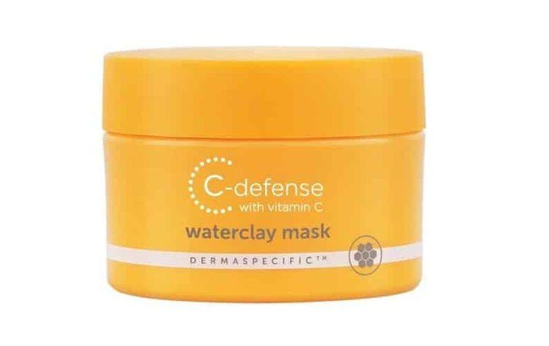 clay mask lokal_Wardah C-Defense Waterclay Mask