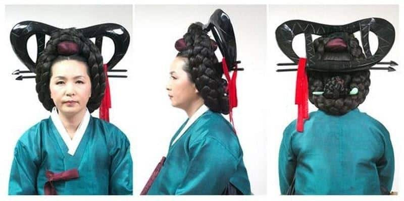 hiasan rambut tradisional korea_Tteoguji