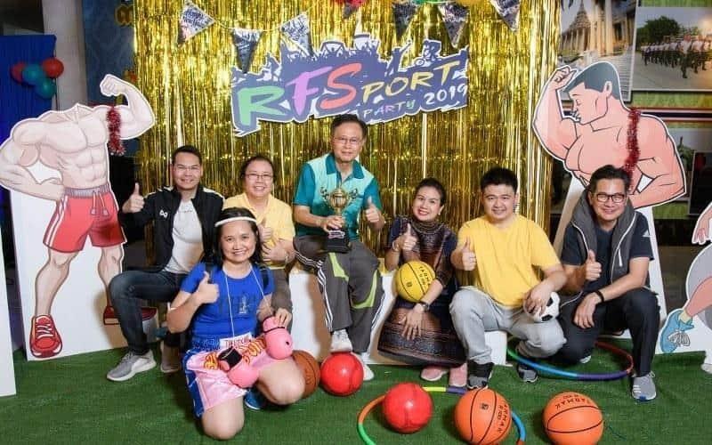 konsep sweet seventeen sederhana_Jersey Party atau Sport Party
