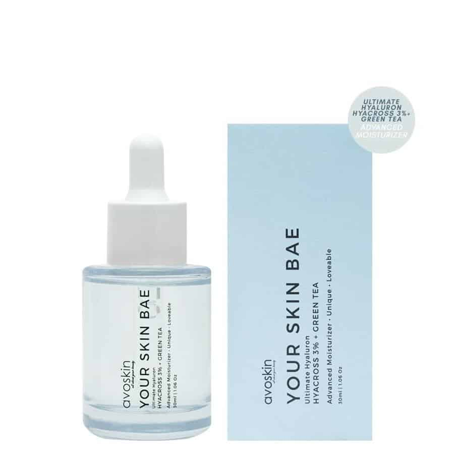 serum hyaluronic acid_Avoskin Your Skin Bae Ultimate Hyaluron HYACROSS 3% + Green Tea