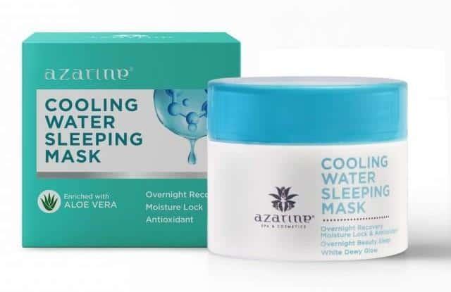 sleeping mask lokal_Azarine Cooling Water Sleeping Mask