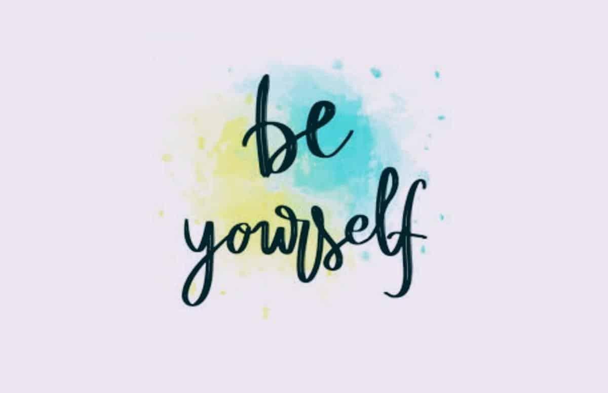 Cara Agar Terlihat Cantik di Sekolah_Jadilah Diri Sendiri