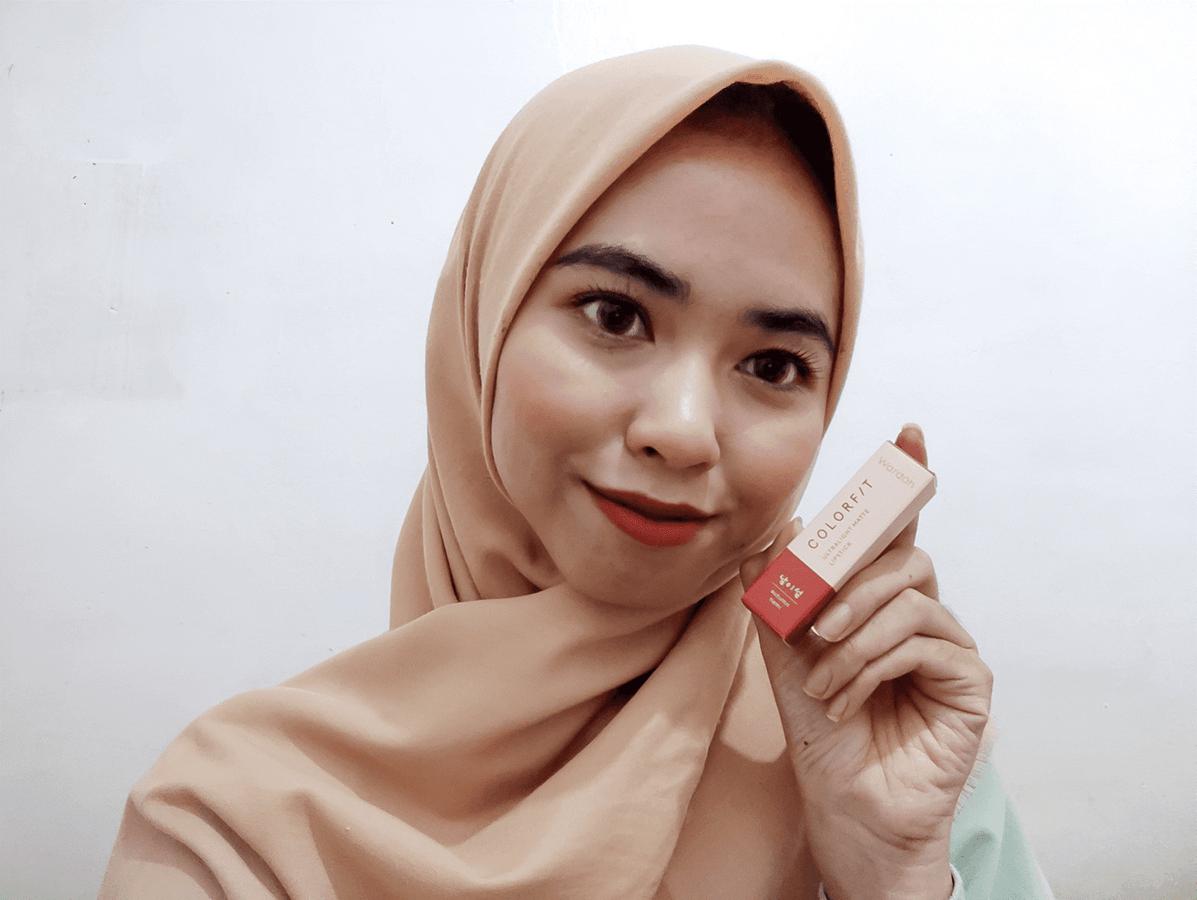 Review Wardah Colorfit Ultralight Matte Lipstick Korean_Kesimpulan