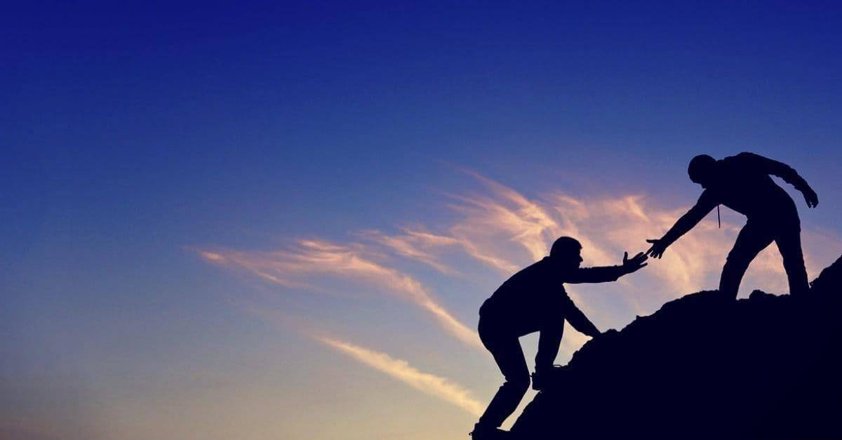 cara mengatasi overthinking_Meminta Bantuan