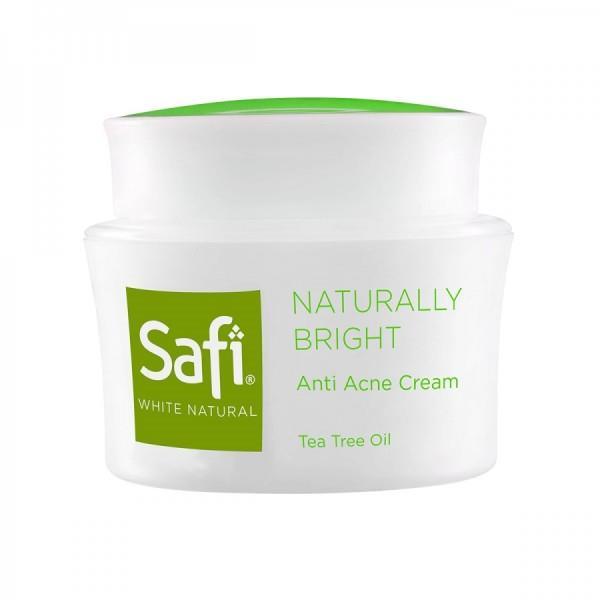 produk safi white natural_Safi White Natural Anti Acne Cream