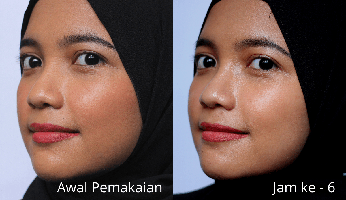review make over hydrastay liquid tint blush_performa